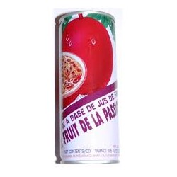 Jus de fruits - fruit de la passion (33cl)
