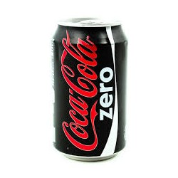 Cocal Cola zéro (33 cl)